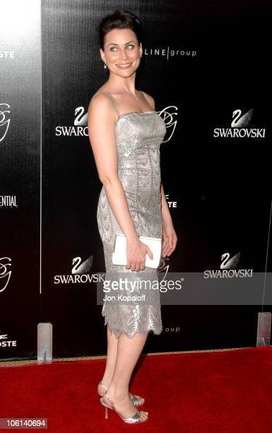 Rena Sofer during 9th Annual Costume Designers Guild Awards Gala at Beverly Wilshire Hotel in Beverly Hills California United States