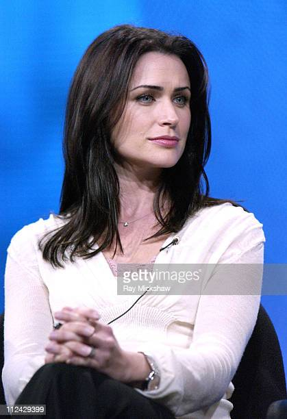 Rena Sofer during ABC 2005 Winter Press Tour 'Blind Justice' at Universal Hilton in Universal City California United States
