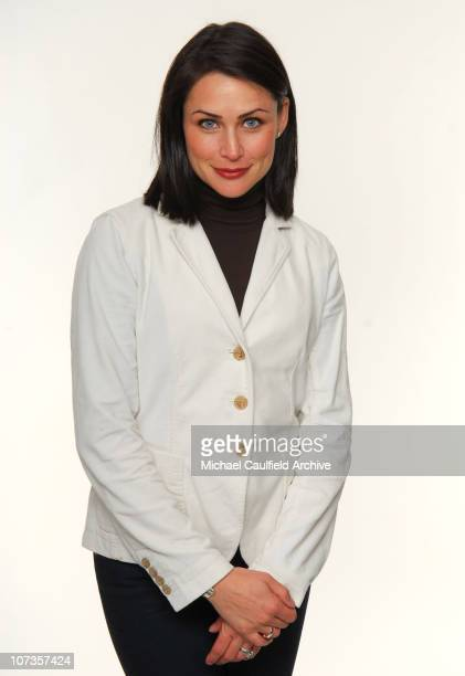 Rena Sofer during Access Hollywood 'Stuff You Must' Lounge Day 1 Portraits at Sofitel LA in Los Angeles California United States