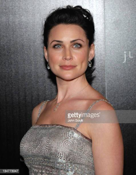 Rena Sofer during Costume Designer's Guild Awards Arrivals at The Beverly Wilshire Hotel in Beverly Hills California United States