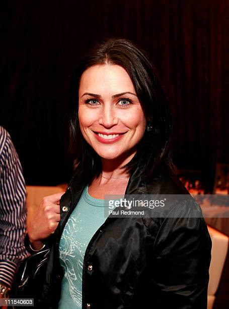 Rena Sofer during In Style Luxury Suites at The Four Seasons Beverly Hills Day 1 at Four Seasons Hotel in Beverly Hills California United States