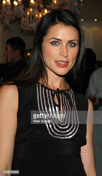 Rena Sofer during Nanette Lepore Opens Los Angeles Boutique at Nanette Lepore Boutique in Los Angeles California United States