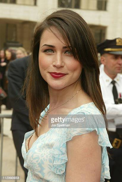 Rena Sofer during NBC 20032004 Upfront at The Metropolitan Opera House lincoln Center in New York City New York USA