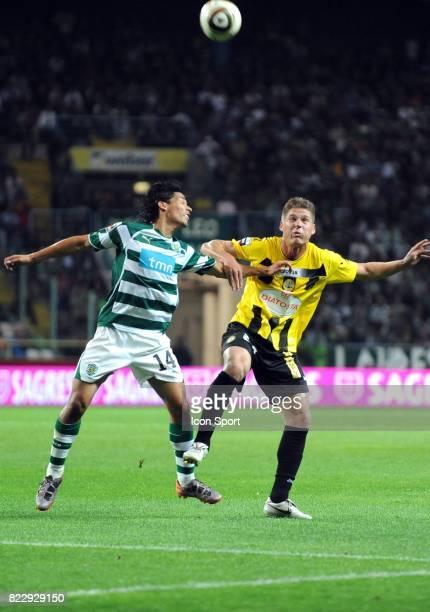 Renan / Fernandez Beira Mar / Sporting 7e Journee Championnat du Portugal Stade Aveiro