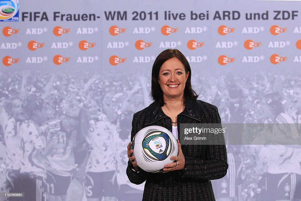 ARD & ZDF Announce FIFA Women World Cup 2011 TV Presenter