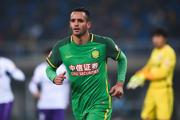 Tianjin Teda v Beijing Guoan - CSL Chinese Football Association Super League Round 1 : News Photo