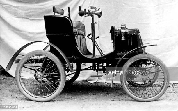 Renault car type C 1899