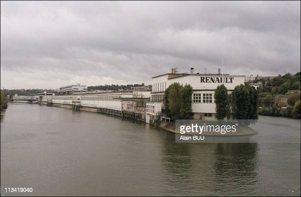 Renault plans to lay off workers at BoulogneBillancourt On October 18th 1990