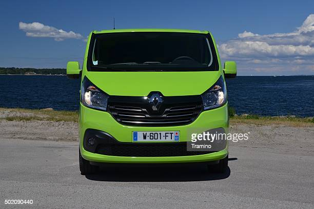 Renault Trafic at the international press launch