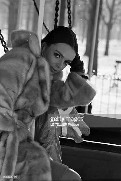 Rendezvous With Barbara Steele 29 décembre 1964 Surtout connue pour avoir tourné dans des films d'épouvante italiens l'actrice anglaise Barbara...