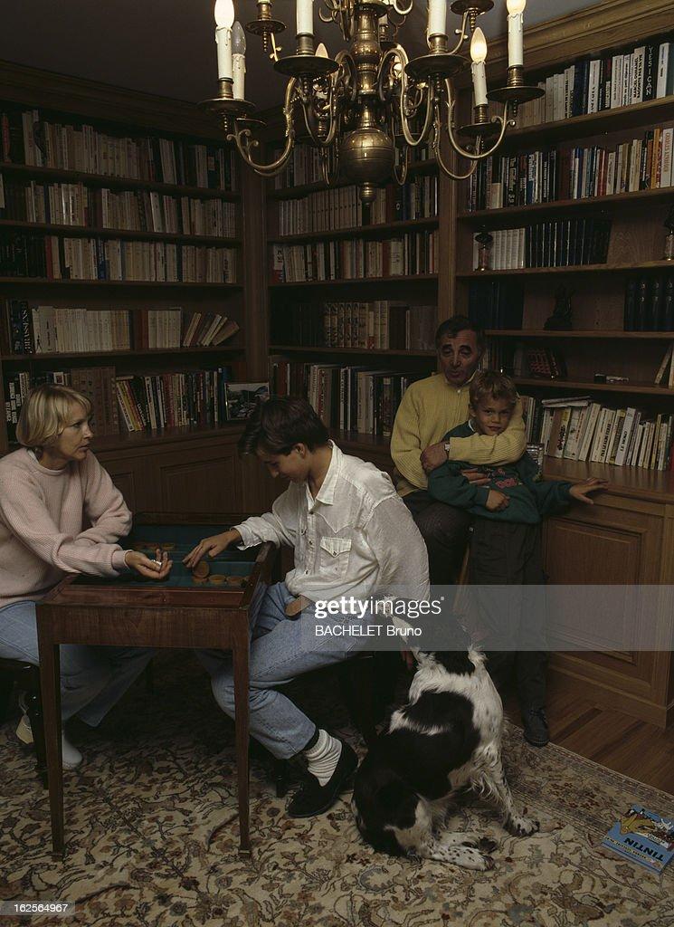 charles aznavour getty images. Black Bedroom Furniture Sets. Home Design Ideas