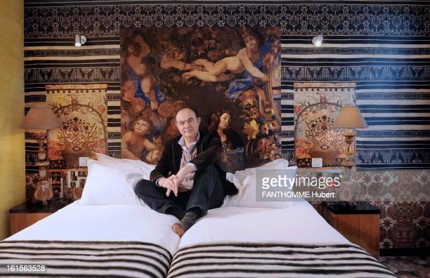 Christian lacroix fashion designer stock photos and Hotel christian lacroix