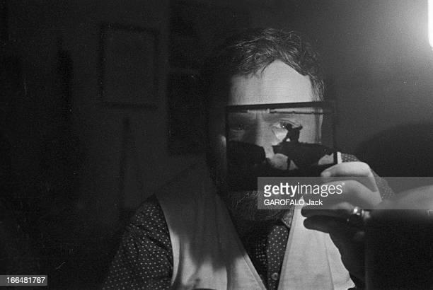 Rendezvous With Denys Columbs De Daunant France 14 mars 1960 Denys COLOMB de DAUNANT est un écrivain poète photographe et cinéaste En 1960 il réalise...
