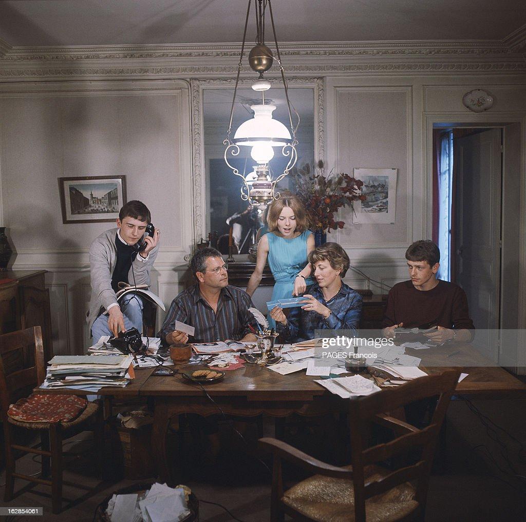 France gall getty images for Acheter la maison de ses parents