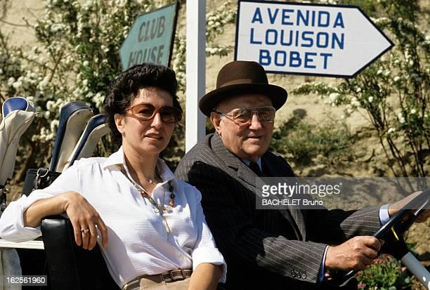 Rendezvous With Françoise Bobet Mijas mars 1983 A la suite du décès de son mari le cycliste Louison BOBET Françoise BOBET continue leur projet...
