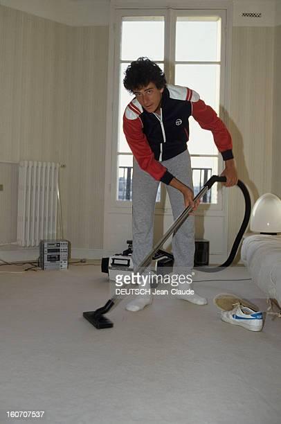 Rendezvous With Guy Forget Junior Tennis World Champion En France à Paris en janvier 1983 à l'occasion de sa victoire à l'Orange Bowl il devient...