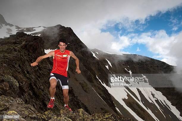 Rendezvous With Marathoner Kilian Jornet Kilian JORNET 22 ans est champion du monde de skialpinisme et d'ultratrail discipline extrême...