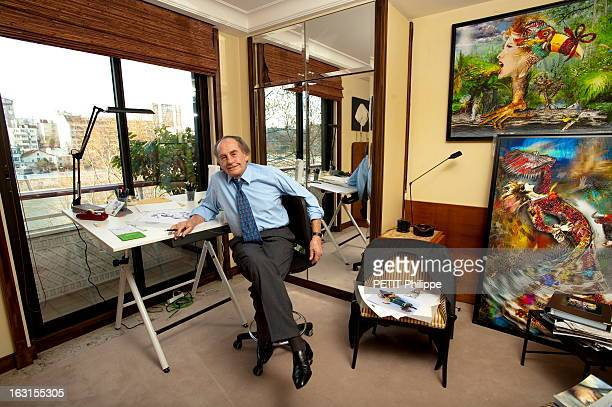 Rendezvous With Pal Sarkozy At Home In Santa Clara Ca LevalloisPerret 16 mars 2010 Pal SARKOZY 81 ans le père du président de la République reçoit...