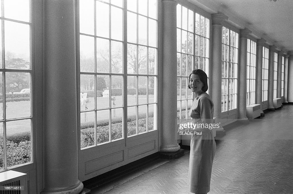 Jacqueline kennedy getty images for Jardin kennedy