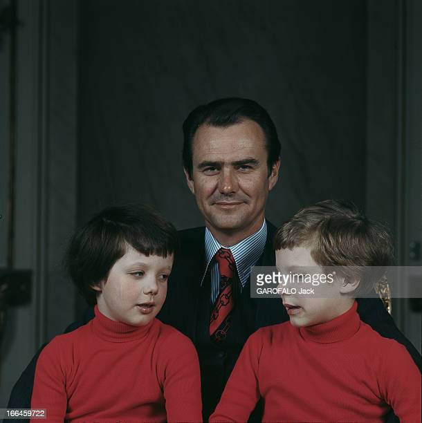 Rendezvous With Prince Henrik Of Denmark And Princess Margrethe Of Denmark With Family Au Danemark portrait du prince consort HENRIK DE DANEMARK...
