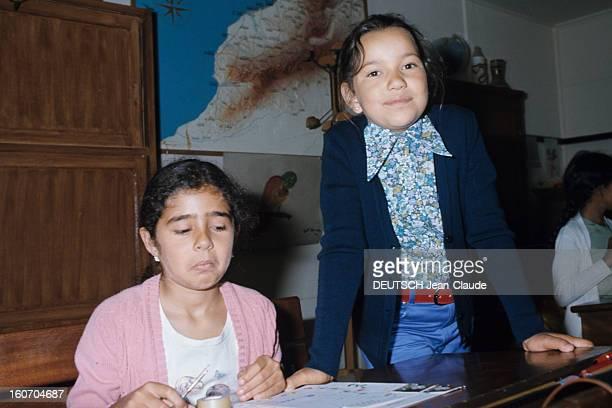 Rendezvous With Sidi Mohammed The Crown Prince Of Morocco Rabat juillet 1976 L'éducation et la vie du jeune prince héritier Sidi MOHAMMED Portrait de...