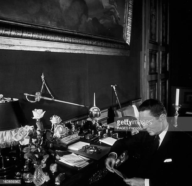 Rendezvous With The Baron Alexis De Rede France Paris 28 octobre 1964 Alexis ROSENBERG plus connu sous le nom de baron Alexis de REDE est un...
