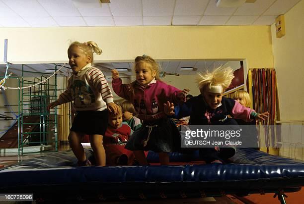 Rendezvous With The Sextuplets Of Daniel And Marieclaude Adam In Kindergarten Normandie SaintPierrelesElbeuf Octobre 1991 A l'occasion de leur...