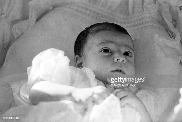 Reza cyrus pahlavi stock photos and pictures getty images for Shah bano farah pahlavi