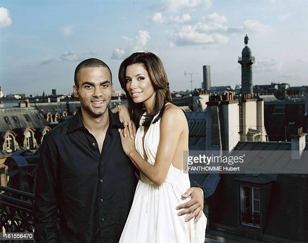 Rendezvous With Tony Parker Before the start of the Euro Basketball Tony Parker took a few days off at the Park Hyatt ParisVendome with his wife Eva...