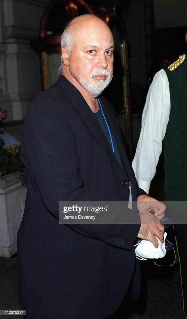 Rene Angelil Sighting in New York City on September 21, 2001