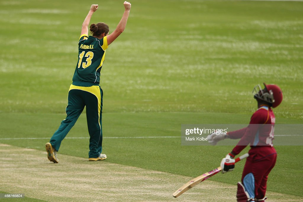 Australia v West Indies: Game 1