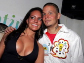 Rene Perez of Calle 13 with Guest