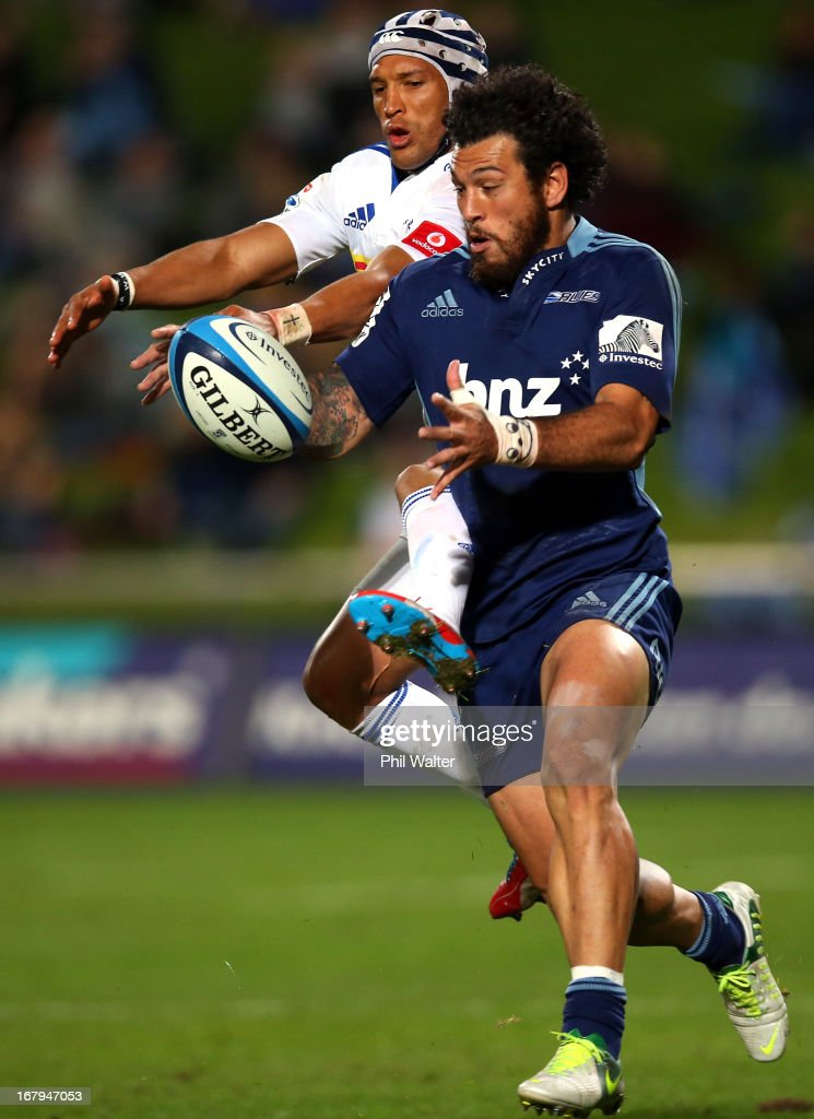 Super Rugby Rd 12 - Blues v Stormers