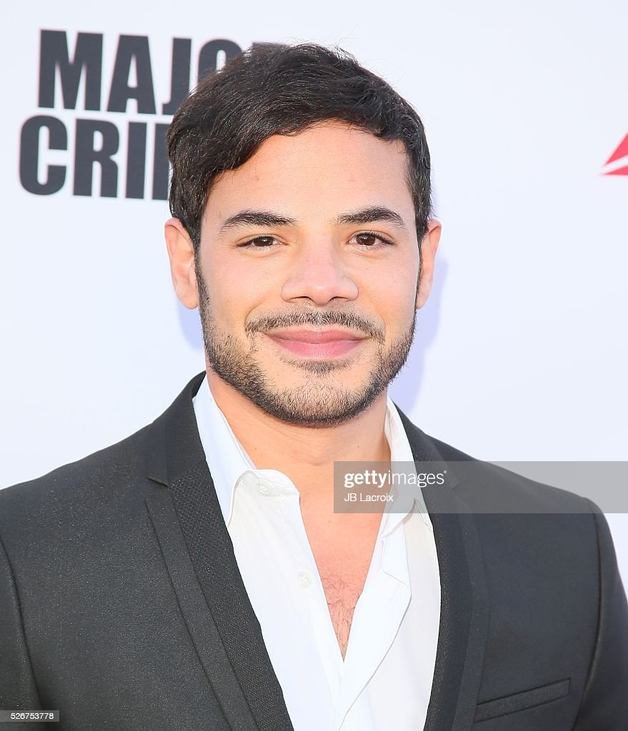 Rene Rosado attends Covenant House Of California's Annual Fundraising Gala, A Night Honoring Our Stars at The Globe Theatre at Universal Studios on April 30, 2016 in Universal City, California.