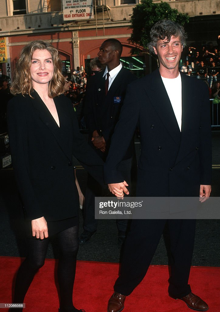 <a gi-track='captionPersonalityLinkClicked' href=/galleries/search?phrase=Rene+Russo&family=editorial&specificpeople=215495 ng-click='$event.stopPropagation()'>Rene Russo</a> and Dan Gilroy during 'Batman Returns' Hollywood Premiere at Mann's Chinese Theatre in Hollywood, California, United States.