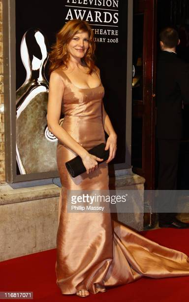 Rene Russo arrives for the Irish Film Television Awards at Gaiety Theatre on February 17 2008 in Dublin Ireland