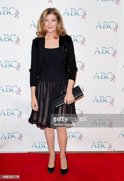 Rene Russo attends the 2015 Talk Of The Town Gala at The Beverly Hilton Hotel on November 21 2015 in Beverly Hills California