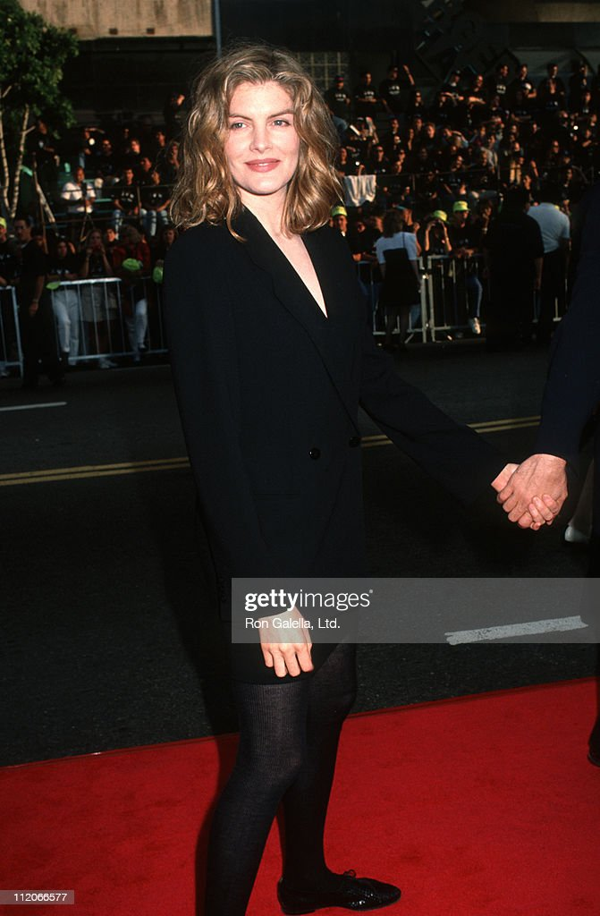 <a gi-track='captionPersonalityLinkClicked' href=/galleries/search?phrase=Rene+Russo&family=editorial&specificpeople=215495 ng-click='$event.stopPropagation()'>Rene Russo</a> during 'Batman Returns' Hollywood Premiere at Mann's Chinese Theatre in Hollywood, California, United States.