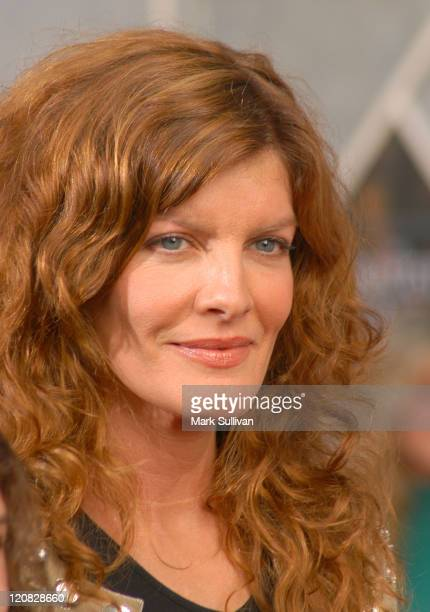 Rene Russo during 'The Greatest Game Ever Played' Los Angeles Premiere Arrivals at El Capitan in Hollywood California United States