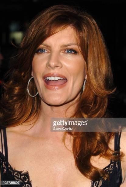 Rene Russo during 'Two for the Money' World Premiere CoPresented By Bodogcom Red Carpet at Samuel Goldwyn Theater in Los Angeles California United...