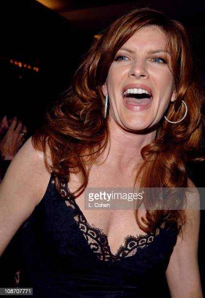 Rene Russo during 'Two for the Money' World Premiere CoPresented By Bodogcom After Party at Samuel Goldwyn Theater in Los Angeles California United...