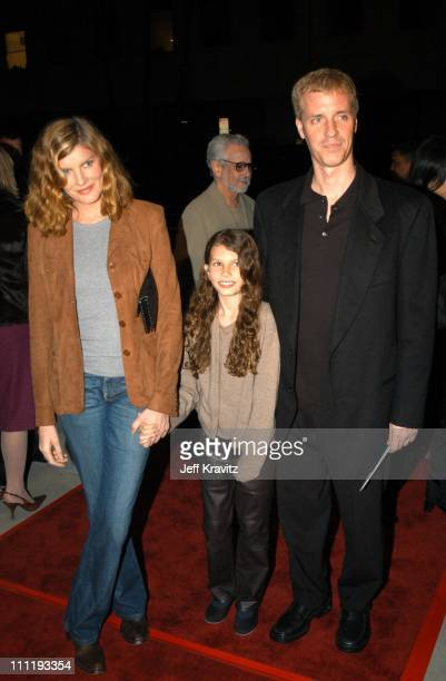 Rene Russo Rose Dan Gilroy during US Presents 'Evelyn' at Academy of Motion Pictures Arts Sciences in Beverly Hills CA United States