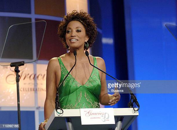 Rene Syler during American Women in Radio Television 30th Annual Gracie Allen Awards Show at New York Marriot Marquis Hotel in New York City New York...