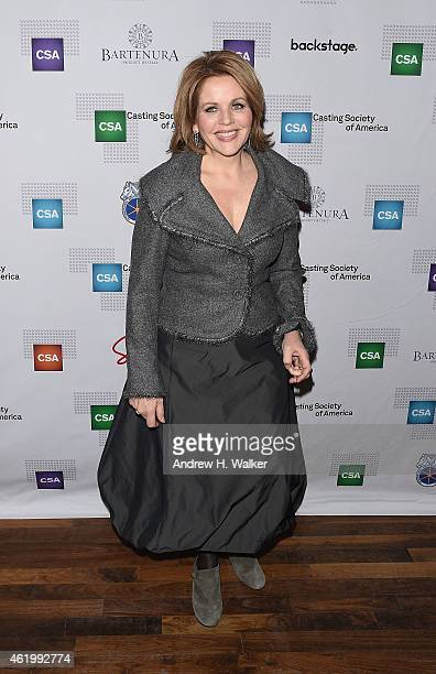 Renee Fleming attends the 30th Annual Artios Awards at 42West on January 22 2015 in New York City