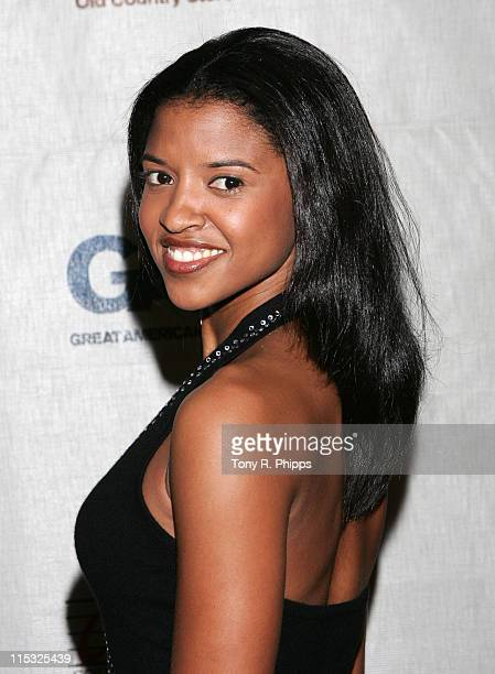 Renee Goldsberry during 2006 Songs of the Year Concert Presented by Cracker Barrel at Schermerhorn Symphony Center in Nashville Tennessee United...