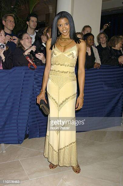 Renee Goldsberry during 32nd Annual Daytime Emmy Awards Outside Arrivals at Radio City Music Hall in New York City New York United States