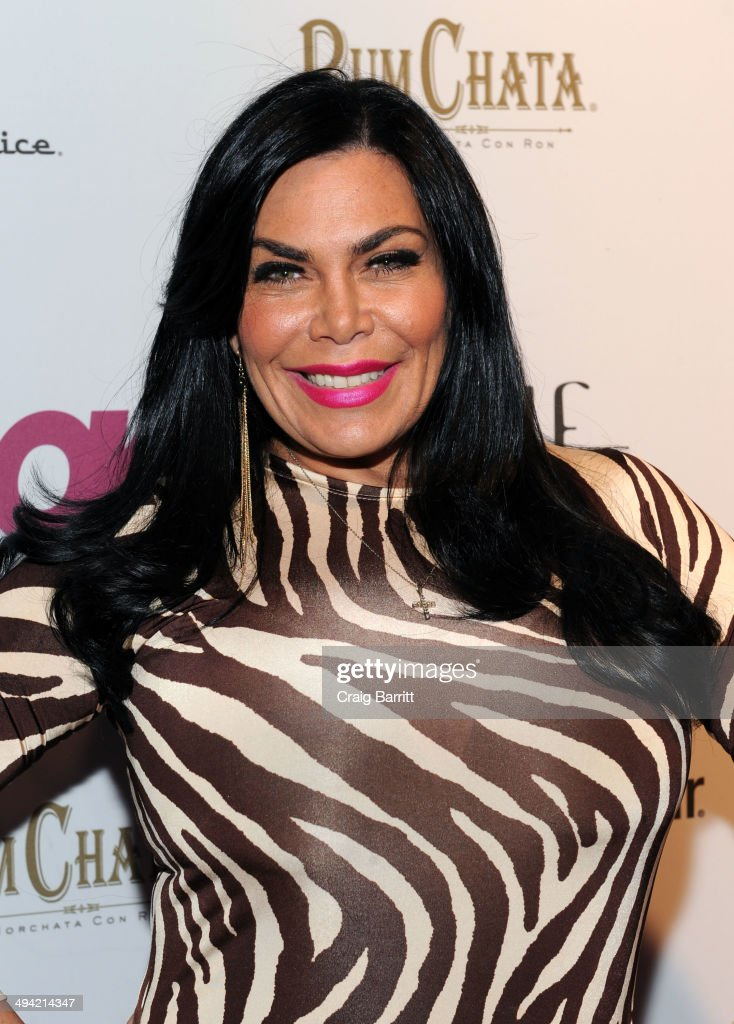 <a gi-track='captionPersonalityLinkClicked' href=/galleries/search?phrase=Renee+Graziano&family=editorial&specificpeople=7643222 ng-click='$event.stopPropagation()'>Renee Graziano</a> attends OK! Magazine's 'So Sexy' NY party at Marquee on May 28, 2014 in New York City.