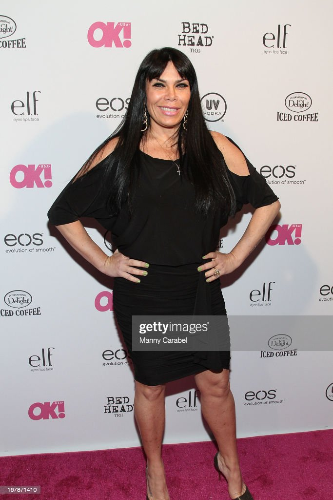 Renee Graziano attends the 2013 OK! Magazine 'So Sexy' Party at Marquee on May 1, 2013 in New York City.