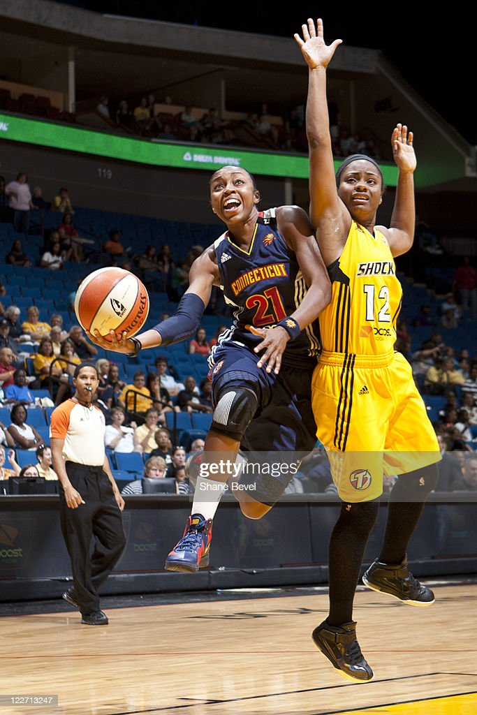 Connecticut Sun v Tulsa Shock