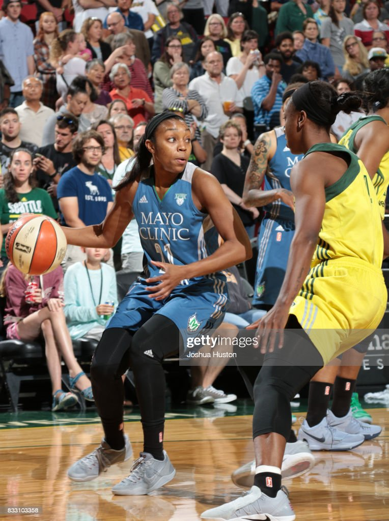 Minnesota Lynx v Seattle Storm